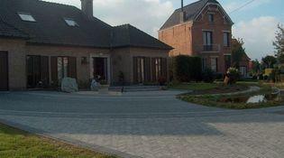 B & B Klinkerwerken - Beerse - Opritten en terrassen